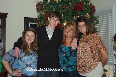 brenda mcgraw family