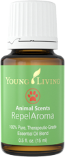 Young Living Essential Oils for Dogs Pets
