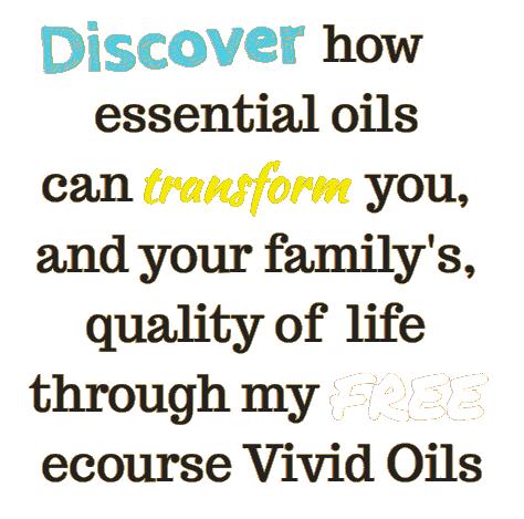 Discover Essential Oils Alaina Frederick