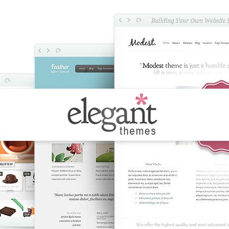 Elegant Themes Premium WordPress Themes and Plugins