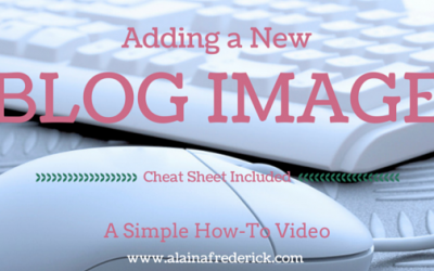 How to Add an Image to Your Blog Post